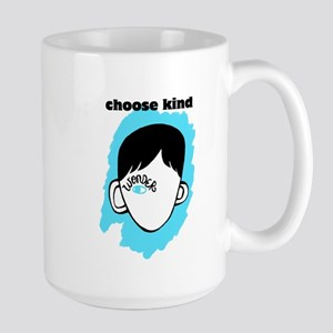 "WONDER ""choose kind"" Large Mug"