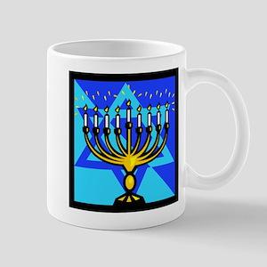 Menorah Left-handed Mug