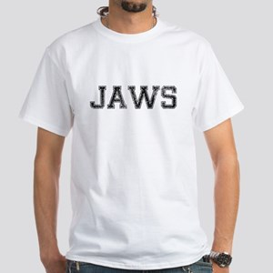 JAWS, Vintage White T-Shirt