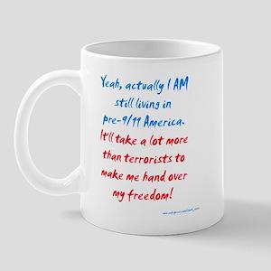 Pre-9/11 America Mug