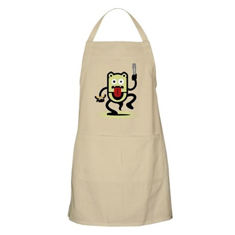 Grilling BBQ Monster (only) Apron