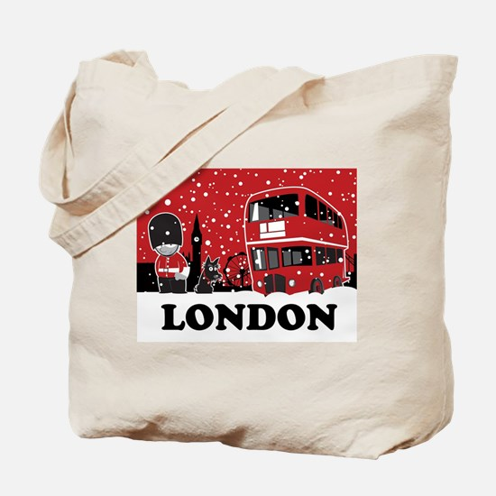 Unique Buckingham palace Tote Bag