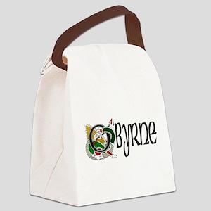 O'Byrne Celtic Dragon Canvas Lunch Bag