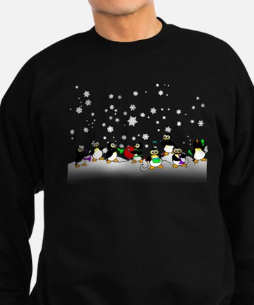 PenguinTD.png Sweatshirt (dark)