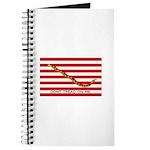 Navy Jack Flag Journal