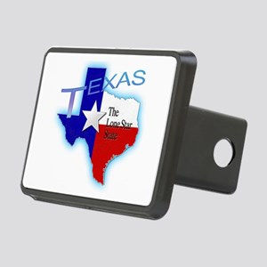 Texas Rectangular Hitch Cover
