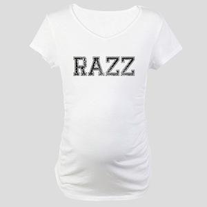 RAZZ, Vintage Maternity T-Shirt