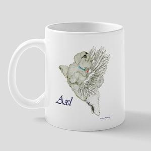 Westie Angel - Axl Mug