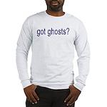 Got Ghosts Long Sleeve Shirt