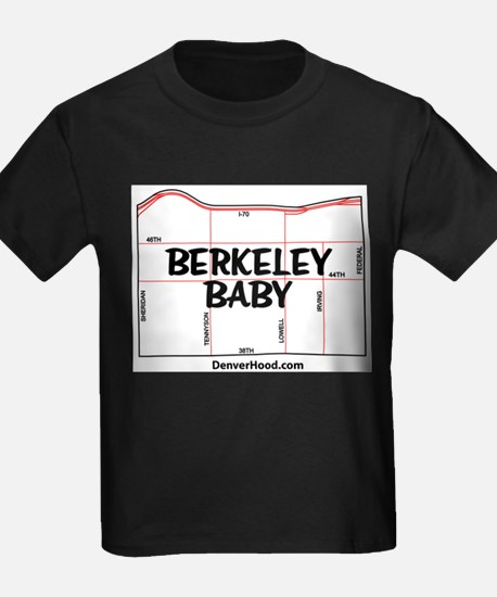 Berkeley Baby Nbhd Map Overlaid Text T