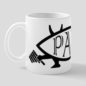 Pan Fish  Mug