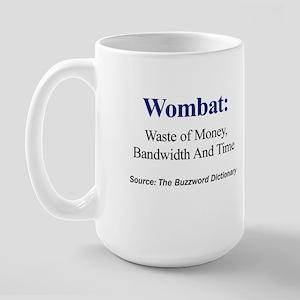 Wombat Large Mug