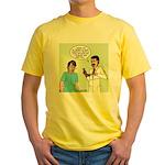 Prostate Exam Yellow T-Shirt