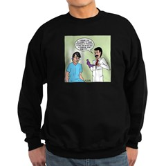 Prostate Exam Sweatshirt (dark)