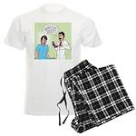 Prostate Exam Men's Light Pajamas