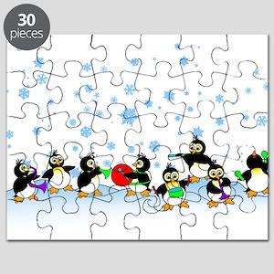 Penguin Band Puzzle