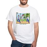 Ocean Adventure White T-Shirt