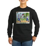 Ocean Adventure Long Sleeve Dark T-Shirt