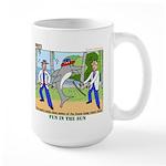 Ocean Adventure Large Mug