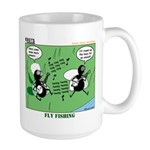 Fly Fishing Large Mug