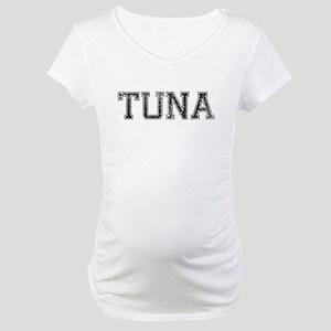 TUNA, Vintage Maternity T-Shirt