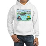 Swimming Hooded Sweatshirt