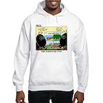 Insect Study Hooded Sweatshirt