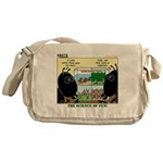 Insect Study Messenger Bag