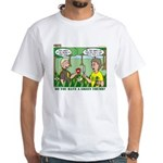 Garden of Eden White T-Shirt
