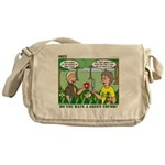 Garden of Eden Messenger Bag
