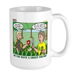 Garden of Eden Large Mug