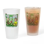 Garden of Eden Drinking Glass