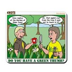 Garden of Eden Mousepad