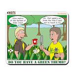 Garden of Eden Mousepad
