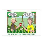 Garden of Eden Postcards (Package of 8)