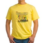 Nuclear KNOTS Yellow T-Shirt