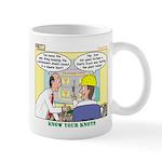 Nuclear KNOTS Mug
