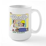 Nuclear KNOTS Large Mug