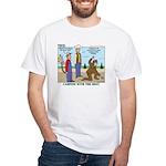 Daniel Boone White T-Shirt