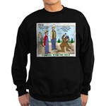 Daniel Boone Sweatshirt (dark)