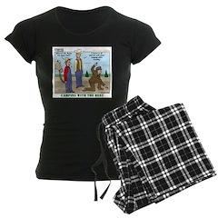 Daniel Boone Pajamas