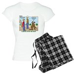 Daniel Boone Women's Light Pajamas