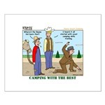 Daniel Boone Small Poster