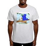 Bird Study Light T-Shirt