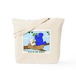 Bird Study Tote Bag