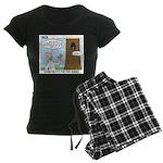 Eagle's Nest Women's Dark Pajamas