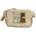 Eagle's Nest Messenger Bag