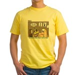 Caving Yellow T-Shirt