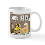 Caving Mug