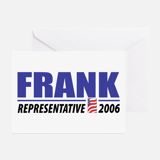 Frank 2006 Greeting Cards (Pk of 10)